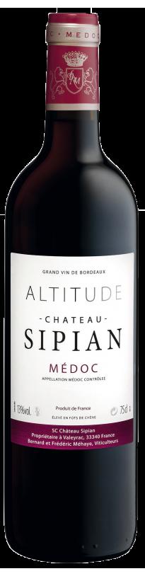 Altitude Château Sipian AOC Médoc