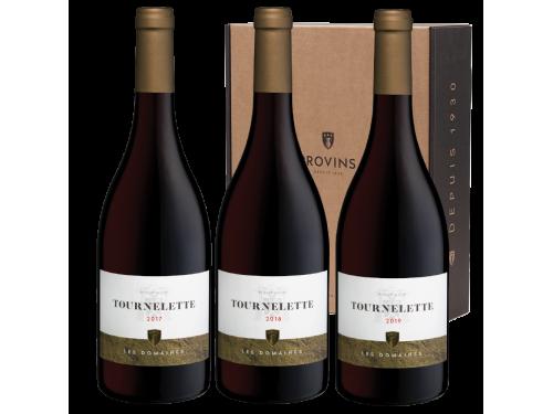 "Wein-Box ""Tournelette Vertikale"""