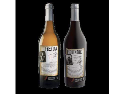 Collection Chandra Kurt - Coffret 2 bouteilles